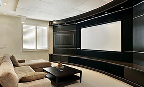 Home Theater Installation Imagine Having A Dedicated Media