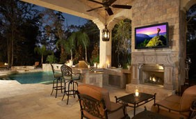 Setting up your Outdoor Home Theater