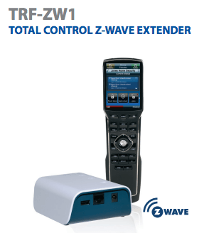 TRF-ZW1-TOTAL-CONTROL-Z-WAVE-EXTENDER