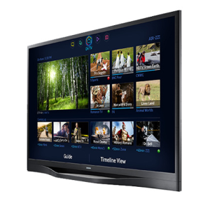 Samsung 1.1 inch F8500 series Plasma Smart TV