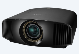 Sony 4K projector VW665ES