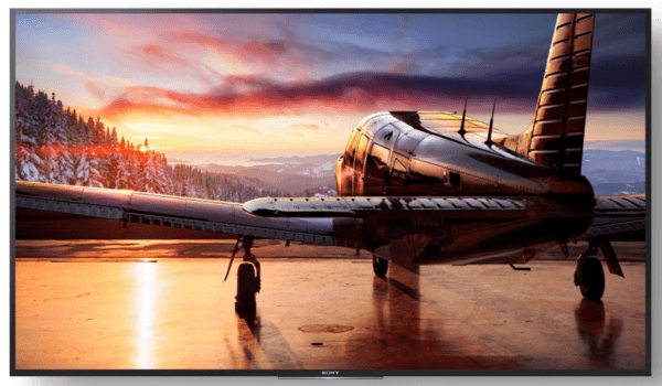 Sony's Z Series 4K TV Outperforms Competitors