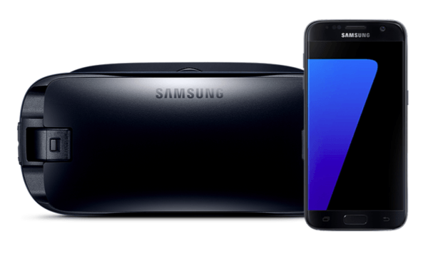 Samsung Virtual Reality Headset